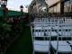 旺角中僑辦事處,現已投入服務,特設戶外空中花園證婚禮堂。