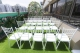 旺角中侨办事处,现已投入服务,特设户外空中花园证婚礼堂。